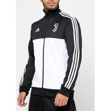 Felpa Juventus 3 Stripes Uomo