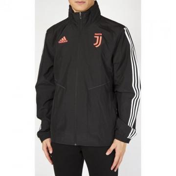 Giacca Juventus Nero-Rosa Uomo