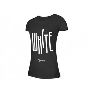 T-shirt Juventus Donna Nero