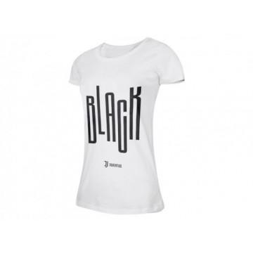 T-shirt Juventus Donna Bianco