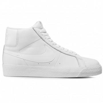 Nike Sb Zoom Blazer Mid White