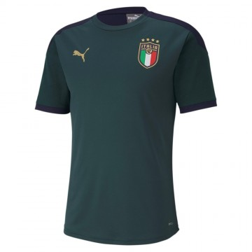 Maglia Training FIGC Verde