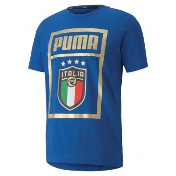 Puma Dna T-shirt Azzurra Uomo