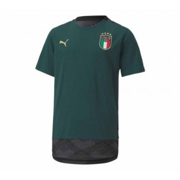 Puma T-shirt Italia Uomo Verde