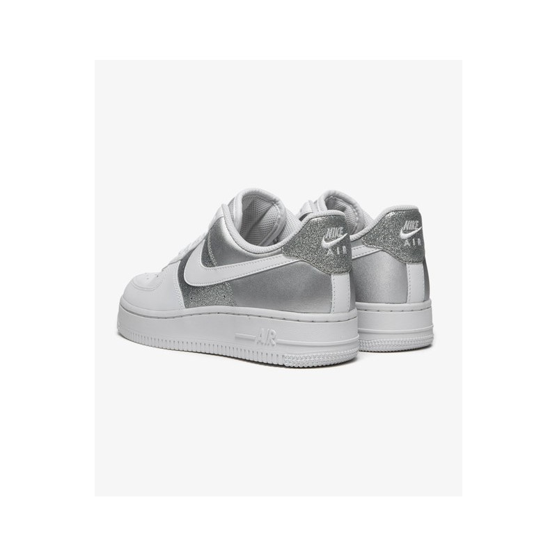 Nike Air Force 1 ' 07 Donna Bianco-Argento