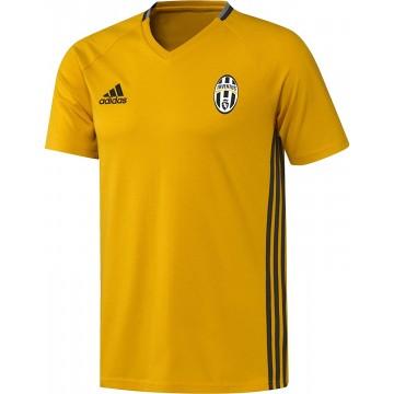 T-shirt Juventus Gialla Uomo