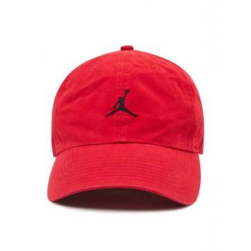 Cappellino Jordan Rosso