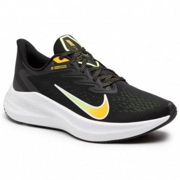 Nike Zoom Winflo 7 Nero Uomo