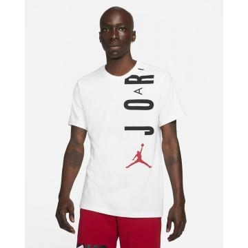 T-shirt Jordan Air Bianca Uomo