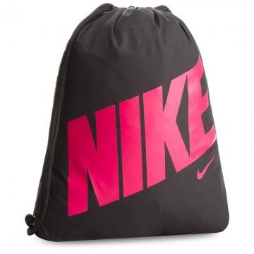 Sacca Nike Graphic Nero-Fucsia