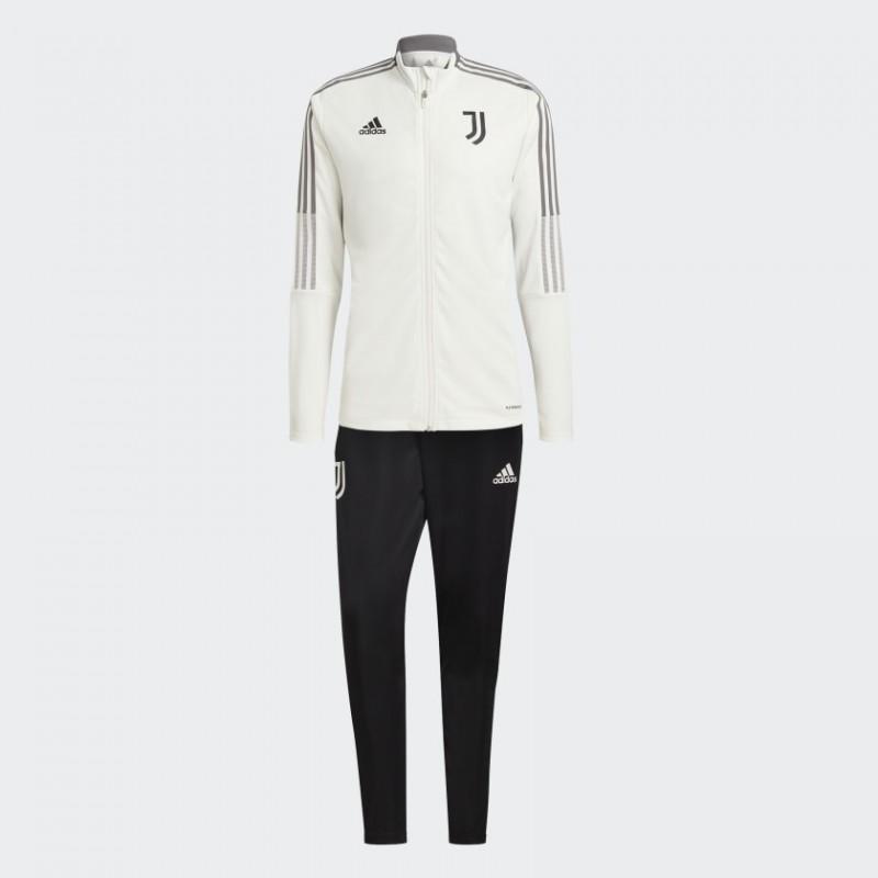Tuta Juventus Bianco 2021-22 Uomo