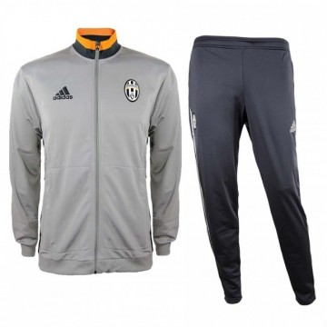 Tuta Juventus Grigia Uomo