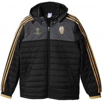 Giubbotto Juventus Nero-Oro...