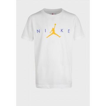T-shirt Jordan Bianca Bambino