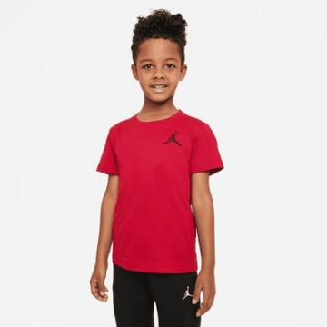 T-shirt Jordan Rossa Bambino