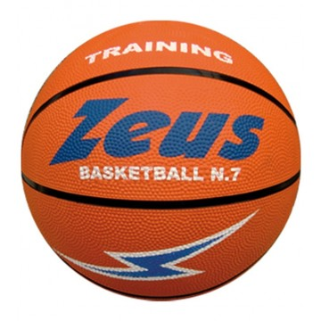 Pallone Zeus  Basket Gomma 7