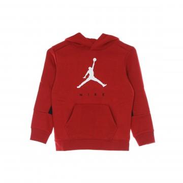 Felpa con cappuccio Jordan...